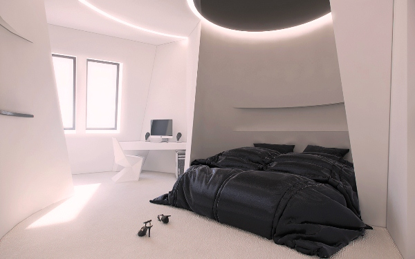 Futuristic-Interior-Design-Bedroom